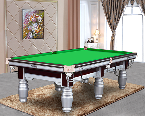 Chinese 8 Ball Table